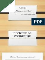 management curs 6