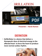 Defibrilation PPT