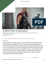 La dieta de 'Thor' en cuatro puntos.pdf