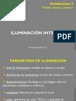 Clase Nº4_Iluminación Interior