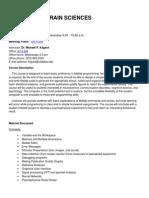 UT Dallas Syllabus for hcs7372.005.11s taught by Michael Kilgard (kilgard)