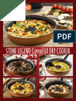 Retete DLM COPPER Dry Cooker