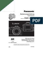 DMC-FZ50, Bedienungsanleitung (20.07.2006)