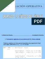 1.2. Método del Símplex.pdf