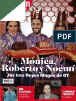 MÓNICA NARANJO - CORAZÓN TVE Nº139 (07.01.2017)