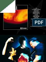 Metallica - Digital Booklet - Reload