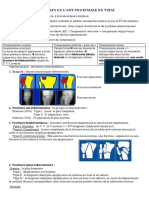 FRACTURES EXT PROX TIBIA