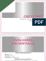 CAZ CLINIC-REABILITARE ORALA