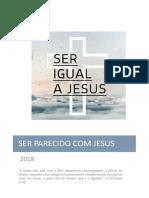 SER PARECIDO COM JESUS