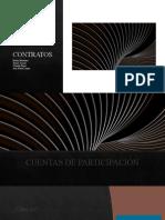 Cuentas en Participación y Administración Delegada