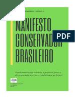 MANIFESTO CONSERVADOR BRASILEIRO