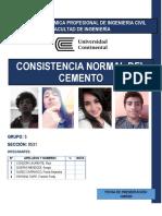 INFORME consistencia normal del cemento-2020-1