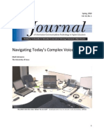 Navigating Today's Complex Voice Roadmap by Mark Katsouros