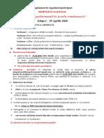 Regulament de organizare fisa de inscriere acord de parteneriat (1)