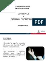 Conceptos  y Pabellón , cirugía 3º año 2018. (1)
