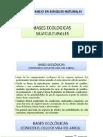 2.-BASES ECOLÓGICAS PARA BN
