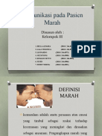 PPT KELOMPOK III DENGAN HAMBATAN PASIEN MARAH.pptx