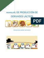 MANUAL TERMINADO DE LACTEOS Y CARNICOS