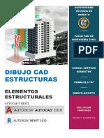 PANIMBOSA DIBUJO CAD ESTRUCUTURAS