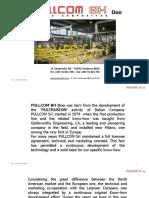 PULTRUSION profiles for  Electricity . Pultruzija profili za izolaciju elekričnih vodova