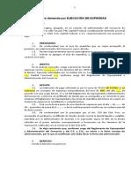 NUEVO MODELO-DEMANDA EXPENSAS 3° DEMANDA