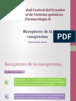 receptores de la vasopresina (1)