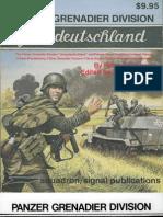 [Squadron-Signal 6009] Panzer Grenadier Division Grossdeutschland