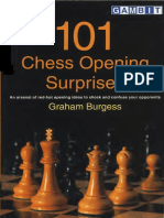 101 Chess Openings Surprises - by Graham Burgess.pdf