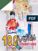 AQUILES NAZOA 100 AÑOS DE HUMOR Y AMOR
