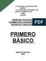 PANORAMA GENERAL DE LAS COMUNIDADES PRIMITIVAS -PRIMERO BÁSICO-