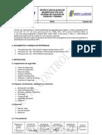 I15-GO-P03-LB INSTALACIÓN Y RETIRO TUERCAS PERNOS OTRs