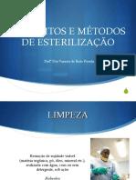 Conceitos esterilização_2019