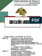 EDUCACION AMBIENTAL-UNT