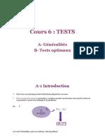 Cours Tests Simplifi
