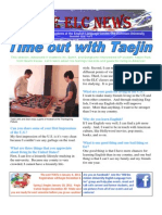 ELC News, Fall 2 2010