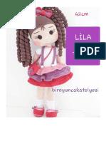 Muñeca lila