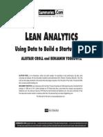 Lean-Analytics-Micro-Summary
