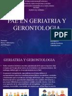 PAE EN GERIATRIA Y GERONTOLOGIA.ppsx
