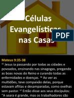Celulas Evangelísticas nas Casas