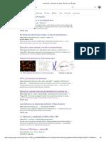 telomeros y molecula de agua - Buscar con Google