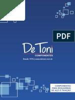 Catalogo_De_Toni_Componentes_para_Esquadrias_Metálicas_Madeira_Fixação_Eletrodos_Abrasivos_2017