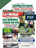 LE BUTEUR PDF du 05/01/2011