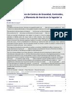 ensayoaplicacionesdecentos-de-gravedadcentroidesprimermomentoymomentodeinerciaenlaingenieriacivil-160217233952