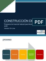 Construcción CV 2020