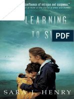 Learning to Swim by Sara J. Henry - Excerpt