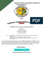 Sociales Colombia mi pais (II)