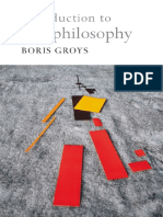 GROYS, B. (2009). Introduction to Antiphilosophy. Verso, 2012.pdf