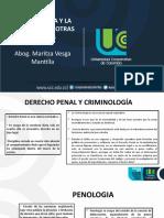 CRIMINOLOGIA Y RELACION CIENCIAS