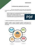ORIENTACIONES ELABORACIÓN PME FINAL