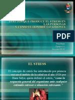 EFECTOS QUE PRODUCE EL STRESS EN LAS PERSONAS